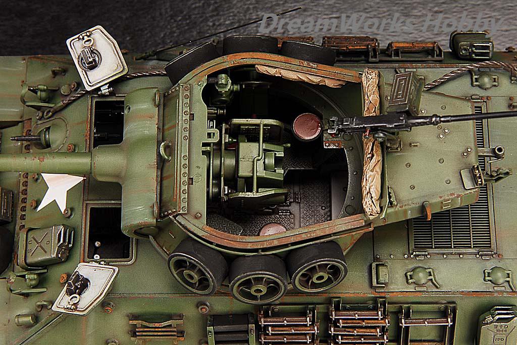 Award Winner Built Academy 1 35 M36 Jackson Tank Destroyer