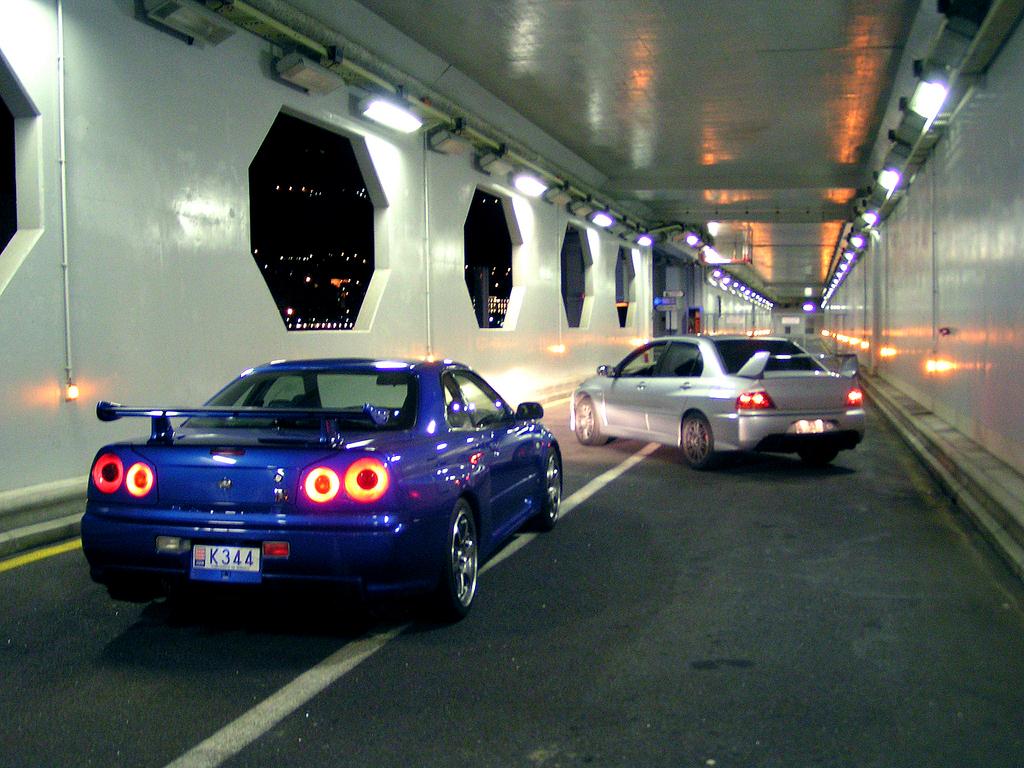 Award Winner Built Tamiya 1/24 Nissan Skyline GT R R34 V Spec II +Interior  | EBay