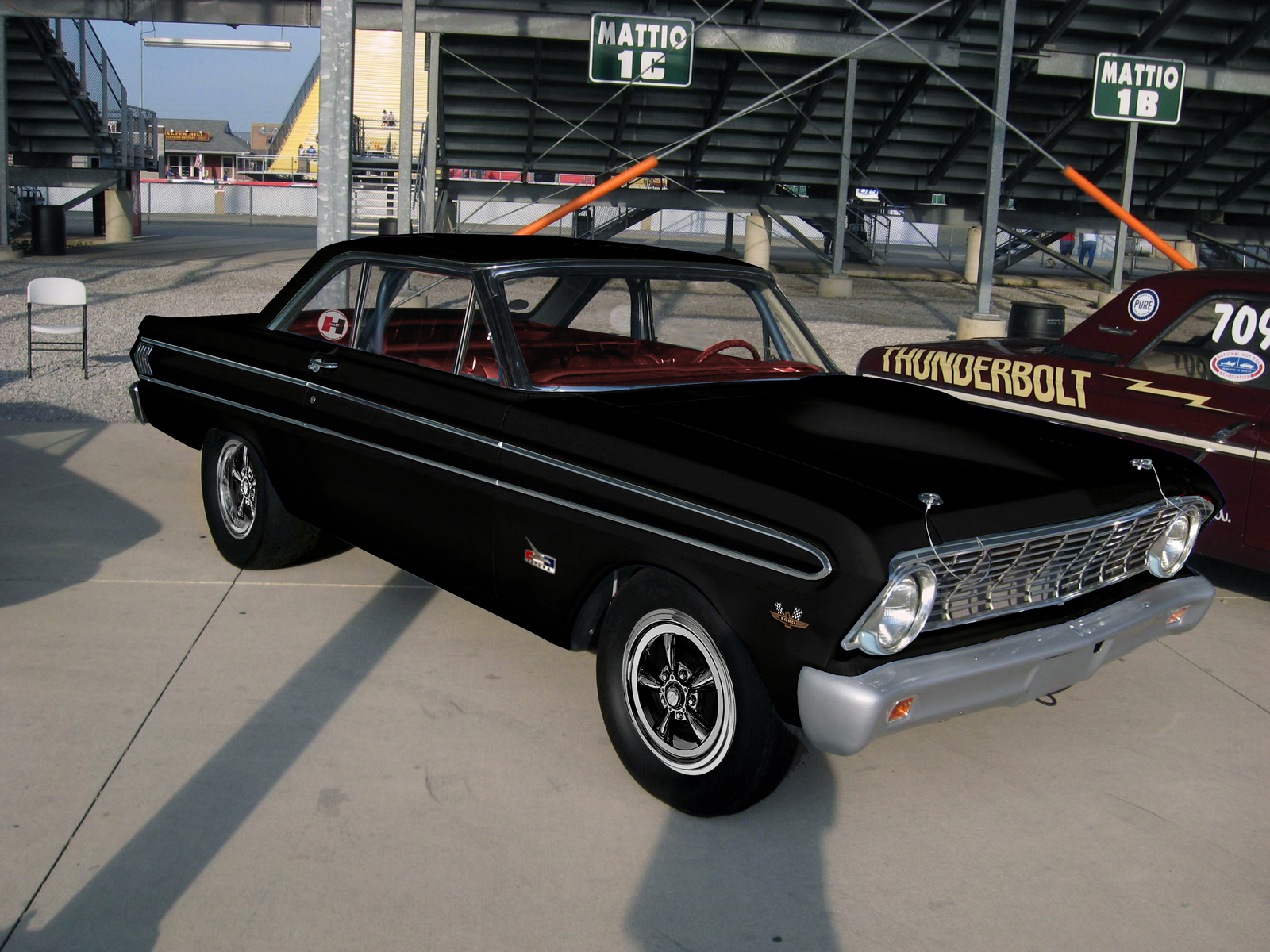Details about Award Winner Built Trumpeter 1:25 1964 Ford Falcon Sprint  Hardtop