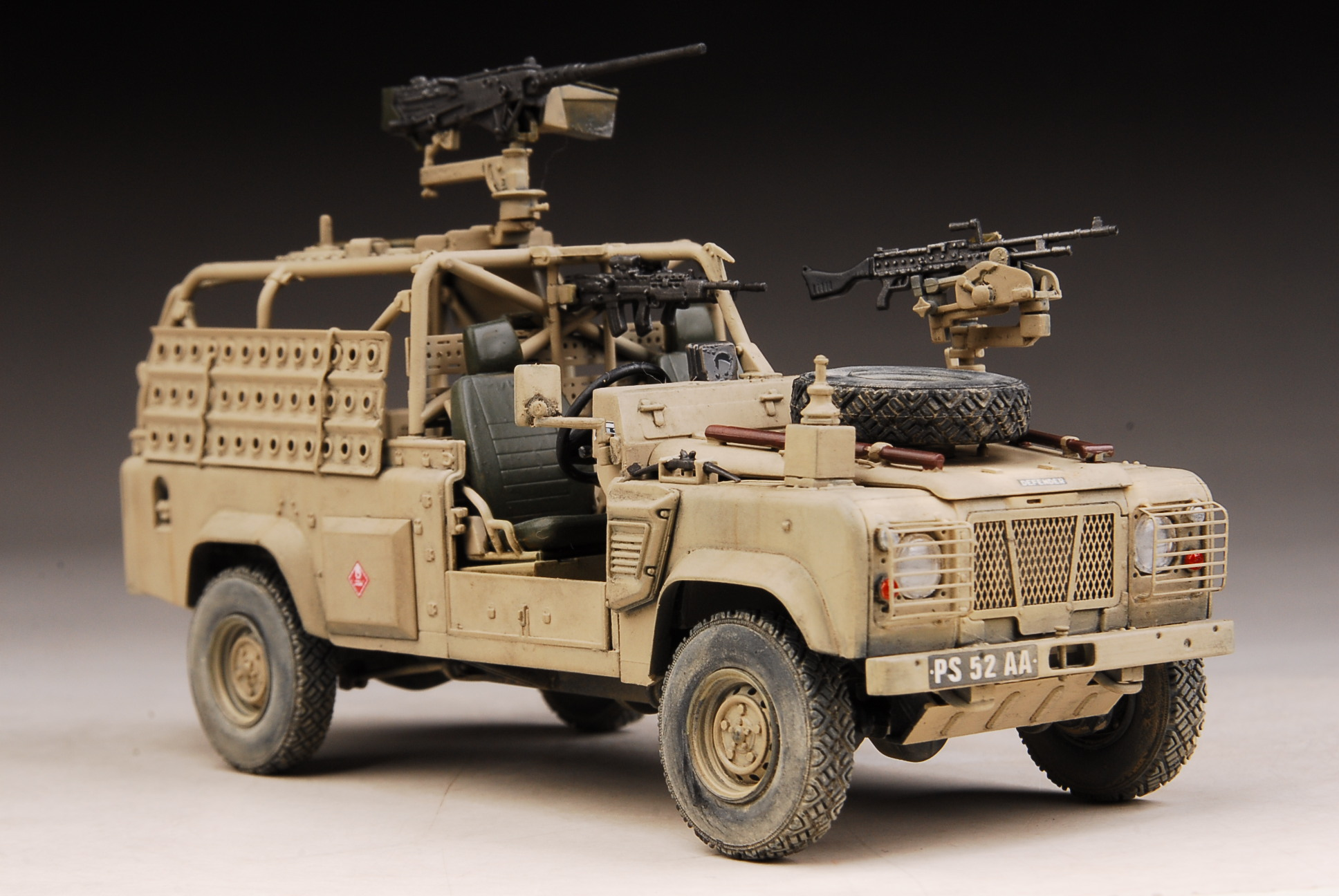 series landrover for the land pink rover a by sas were approximately desert photo iia s adapted sale panther stock hundred use