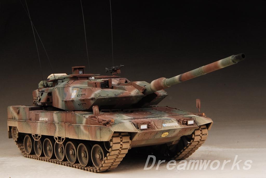 Details about Award Winner Built Meng 1/35 German Leopard 2A7 Main Battle  Tank +PE,10%OFF
