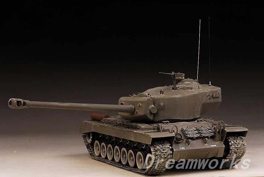Hobby Boss 1//35 84510 US T29E1 Heavy Tank model